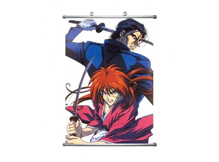 Rurouni Kenshin pin badge Saito Hajime