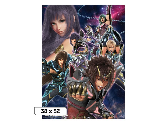 Legend Of Sanctuary Poster (38x52) | Saint Seiya | OtakuStore gr