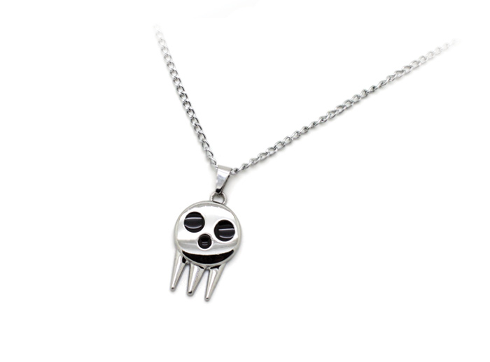 Death the Kid Necklace (Ring) | Soul Eater | OtakuStore gr