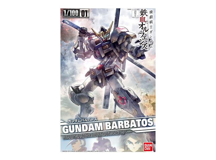 Barbatos (1/100 Model Kit) | Gundam | OtakuStore gr