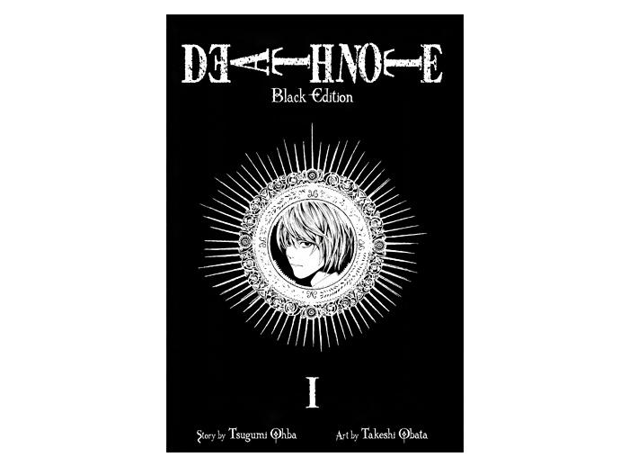 Death Note Black Edition Vol. 1 | Death Note | OtakuStore.gr